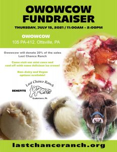 Owowcow Fundraiser @ Owowcow Creamery